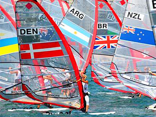 RS:X Windsurfing