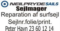Sponsor Banner Neil Pryde Sails