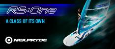 Sponsor Banner Neil Pryde DK 2011 – RS One