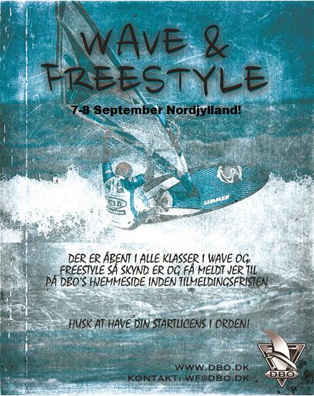 W/F-Plakat Nordjylland 2013