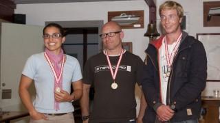 Bedste Kvinde, Grandmaster, Youth i Slalom DM (Mangler bedste Master og overalt Kasper Juul).