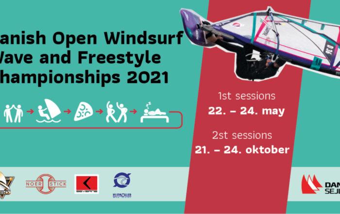Danish Open Windsurf Wave and Freestyle Championships 2020